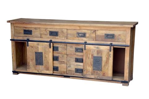 Slyder Original Sideboard Mangoholz Natur