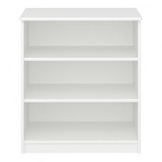 MEMPHIS Bücherregal MDF Weiß