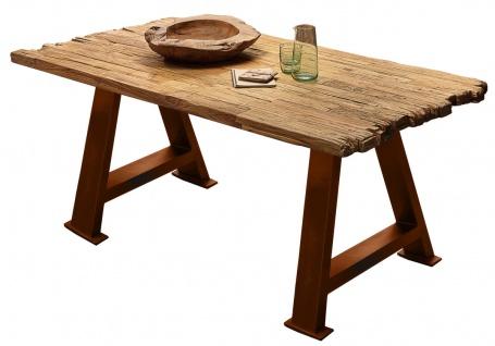 TISCHE & BÄNKE Tisch 240x100 Teak Natur