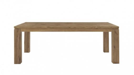 Esstisch Esszimmertisch Tisch verschiedene Größen Wildeiche massiv geölt