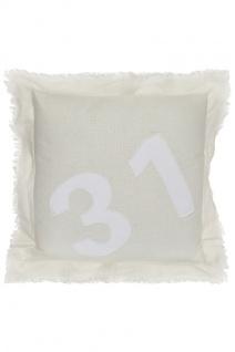 Kissen Thirty One Baumwolle Weiß