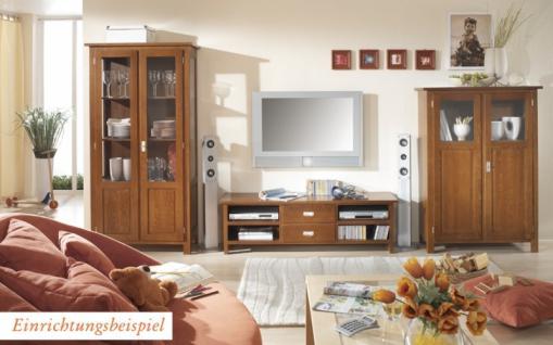 TV-Board Lowboard TV-Tisch TV-Konsole TV-Möbel Buche massiv lackiert - Vorschau 2