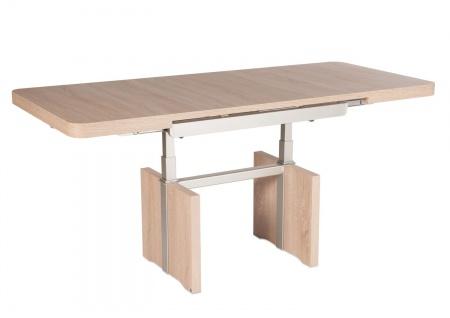 Büro Schreibtisch Dekor Wildeiche 68x110-150