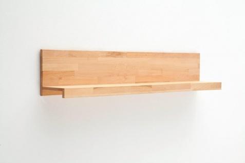 Fenja Wandboard 150cm Wandregal Regal Ablage Kernbuche