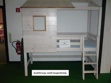 Kinderzimmer Jugendzimmer Kompletteinrichtung Kiefer massiv - Vorschau 3