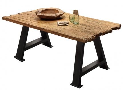 TISCHE & BÄNKE Tisch 180x100 Teak Natur