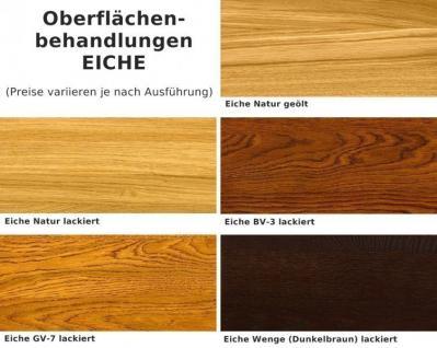 Bank Sitzbank Esszimmerbank Küchenbank Esszimmer Fichte lackiert wenge - Vorschau 4