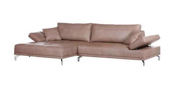 ledergarnitur polsterecke wohnlandschaft garnitur couch mit funktion echtleder kaufen bei saku. Black Bedroom Furniture Sets. Home Design Ideas