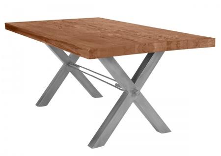 TABLES&CO Tisch 180x100 Balkeneiche Natur