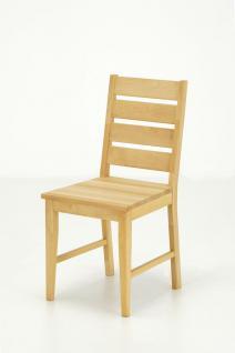 Stuhl Stuhlset Stühle 2er Set Stuhlset Küchenstuhl Esszimmerstuhl Kernbuche