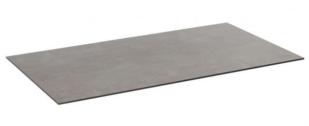 Compact Tischplatte 160x90 HPL Beton-Hell