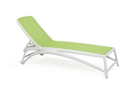 Sonnenliege Gartenliege Relaxliege Wellnessliege Gartenmöbel stapelbar Lounge