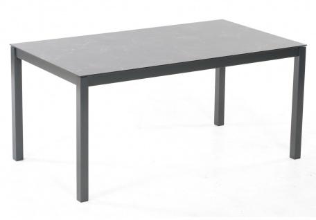Base-Junior Tischgestell Aluminium Anthrazit