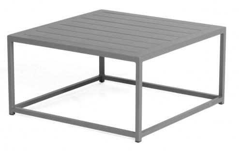 Basic Loungetisch Aluminium Anthrazit