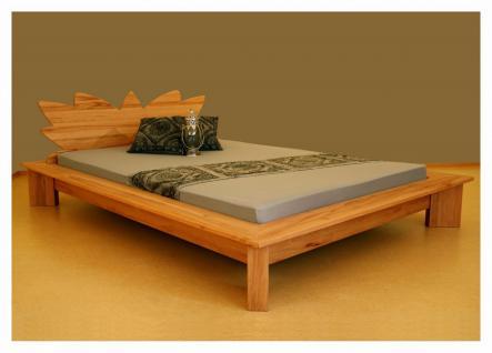 Doppelbett Bett Bettgestell Metallfrei Holzbett versch. Holzarten versch. Größen