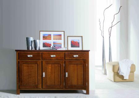 Sideboard Kommode Anrichte Wohnzimmer Esszimmer Buche massiv lackiert