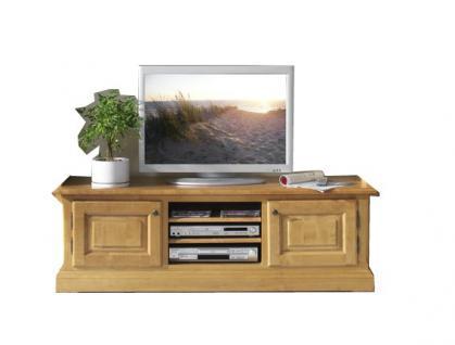 TV-Anrichte TV-Board TV-Möbel Birke massiv honig lackiert Landhaus
