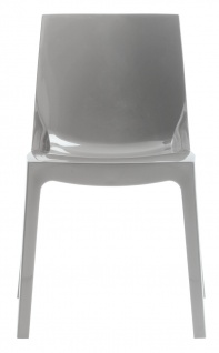 Esszimmerstuhl Kunststoff Grau