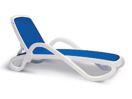 Sonnenliege Wellnessliege Gartenmöbel stapelbar Gartenliege Relaxliege Lounge