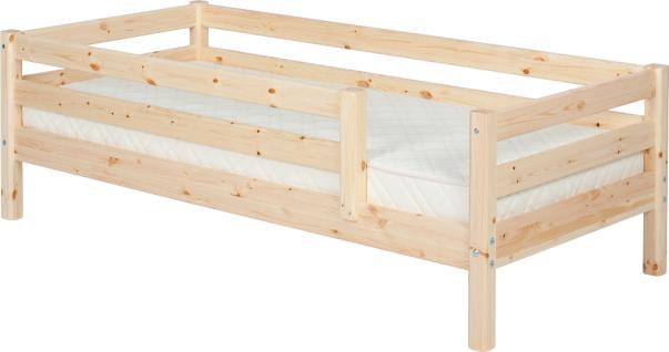Flexa Classic Bett Einzelbett Kinderbett Jugendbett Kiefer massiv Kinderzimmer