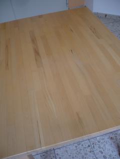 Tisch Esstisch Küchentisch Esszimmertisch Holztisch 120x80 cm Buche lackiert - Vorschau 3