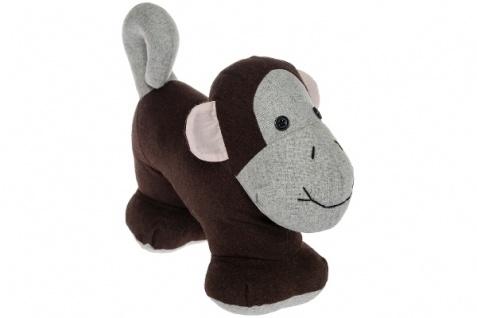 Türstopper Affe Monkey Stoff&Polyester Mehrfarbig