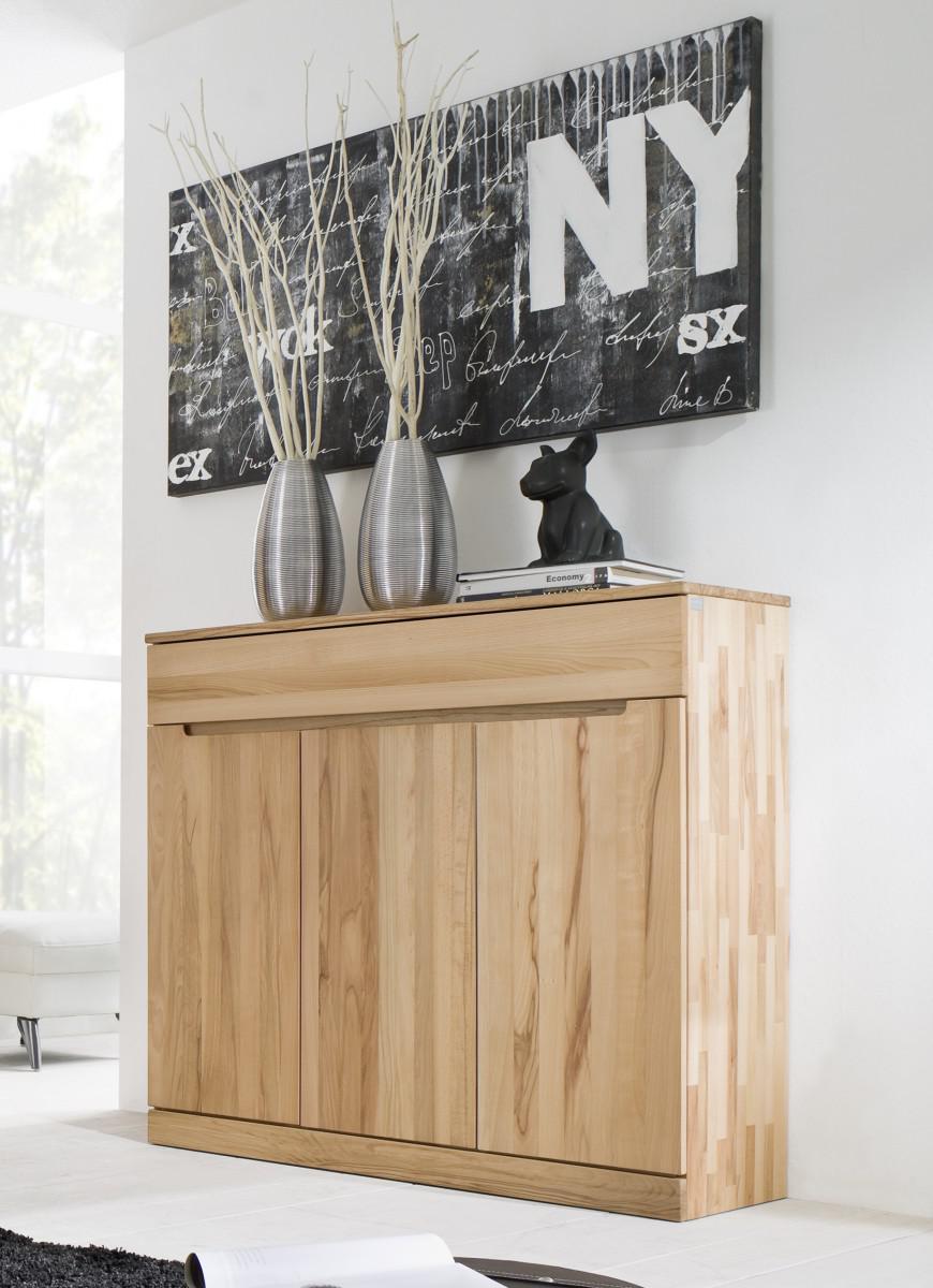 gallery of anrichte sideboard wildeiche kernbuche massiv gelt dielenmbel made in germany with sideboard wildeiche