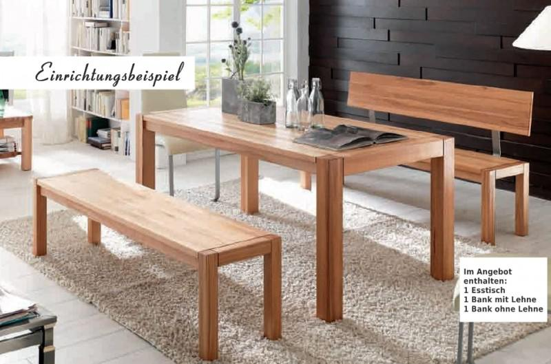 essgruppe essbankgruppe tisch b nke kernbuche massiv natur ge lt kaufen bei saku system. Black Bedroom Furniture Sets. Home Design Ideas