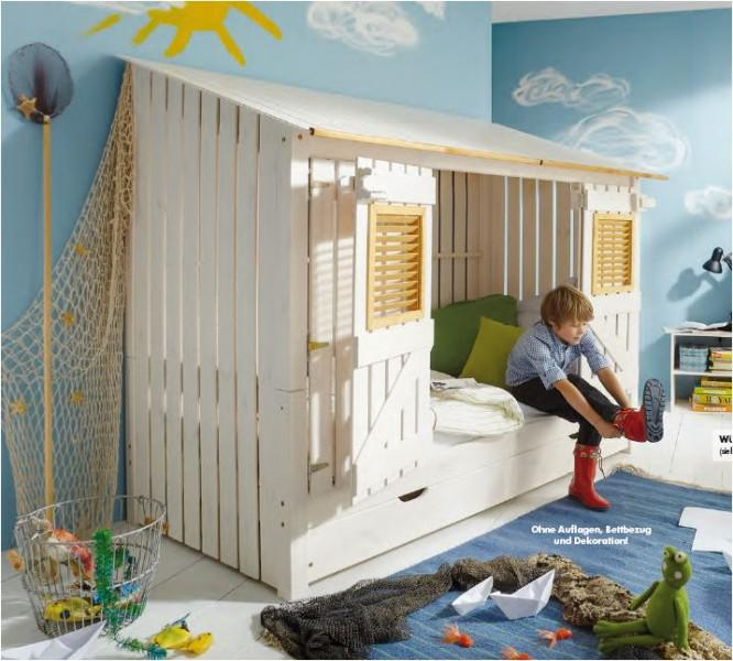 jugendbett kinderbett kojenbett bett kiefer massiv weiss. Black Bedroom Furniture Sets. Home Design Ideas