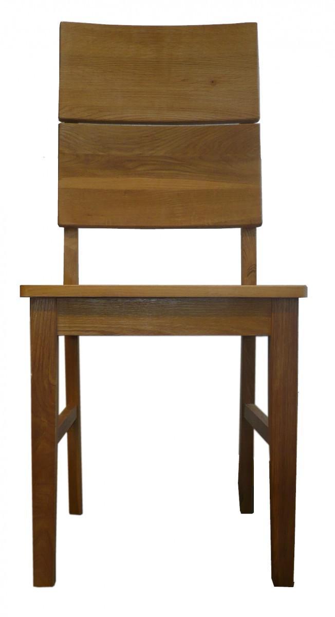 kleine Tischgruppe Tisch + 2 Stühle Eiche massiv geölt Massivholz 80 ...