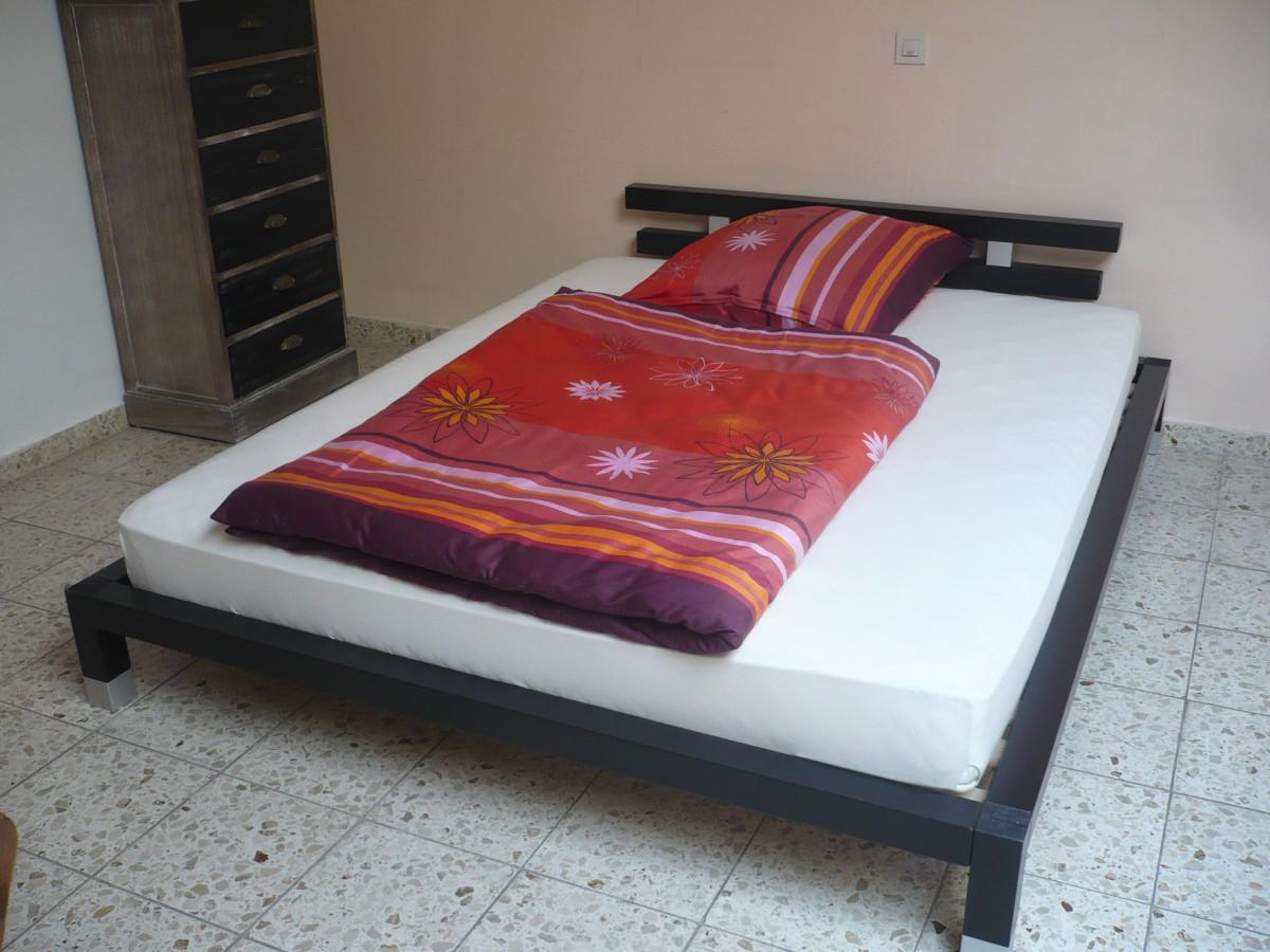 bett futonbett doppelbett holzbett jugendbett g stebett 160x200 kiefer massiv kaufen bei saku. Black Bedroom Furniture Sets. Home Design Ideas