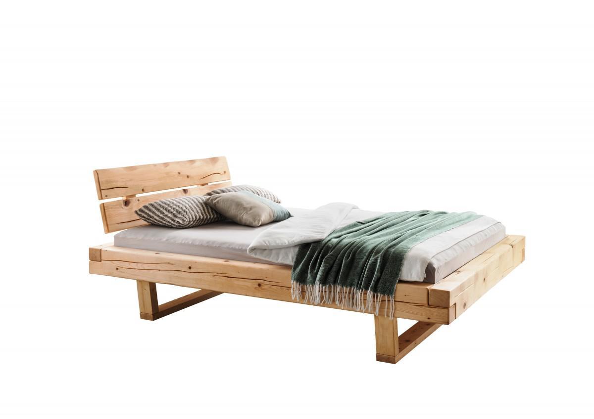 bett doppelbett balkenbett holzbett massiv schlafzimmer balken versch gr en kaufen bei saku. Black Bedroom Furniture Sets. Home Design Ideas