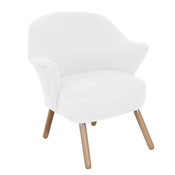 sessel stuhl wohnzimmer weich polyester retro look schick. Black Bedroom Furniture Sets. Home Design Ideas