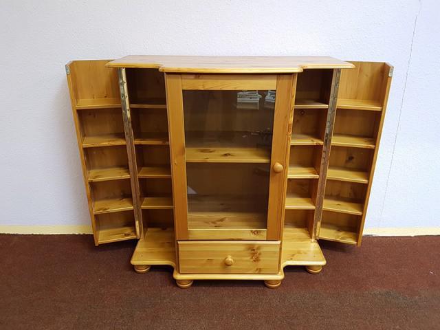 phonoschrank tv schrank phonom bel medienkommode tv m bel holz kiefer massiv kaufen bei saku. Black Bedroom Furniture Sets. Home Design Ideas