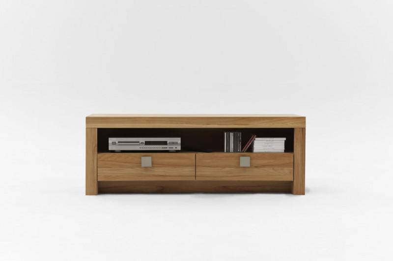 TV-Kommode TV-Board Lowboard Wohnzimmer Kernbuche oder Wildeiche massiv  geölt