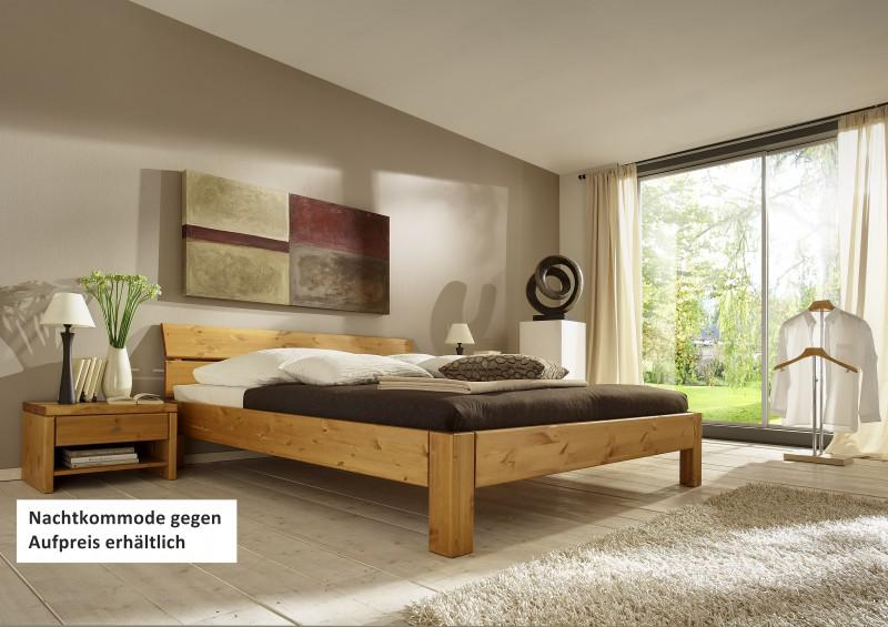 bett systembett schlafzimmer kiefer massiv gelaugt ge lt berl nge kopfteil kaufen bei saku. Black Bedroom Furniture Sets. Home Design Ideas