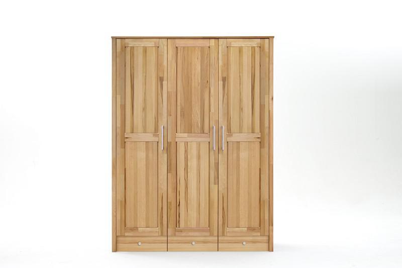 schrank kleiderschrank holzschrank schubladen schlafzimmer kernbuche massiv kaufen bei saku. Black Bedroom Furniture Sets. Home Design Ideas