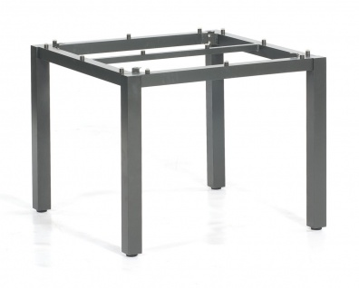 Base Tischgestell Alu Anthrazit