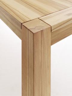 Esstisch Tisch Esszimmertisch Esszimmer Wohnzimmer Kernbuche massiv geölt - Vorschau 3