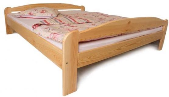 Lasse Doppelbett Bett 140x200 Kiefer Massiv
