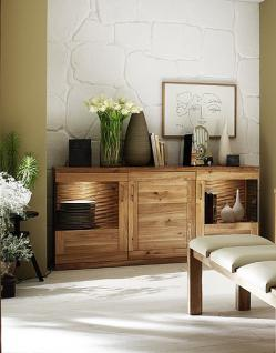 sideboard highboard anrichte wohnzimmer esszimmer. Black Bedroom Furniture Sets. Home Design Ideas