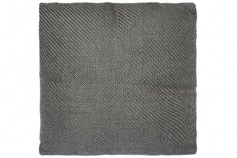 Kissen Standard Polyester Hellgrau