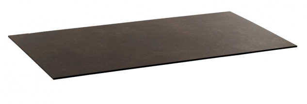 Compact Tischplatte 200x100 HPL Keramikoptik
