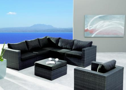 Loungegruppe Sitzgruppe Lounge Set Sofa Sessel Gartengruppe Outdoor Loungemöbel
