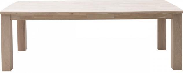 Esstisch Esszimmertisch Tisch Esszimmer 110x230 cm Eiche massiv unbehandelt