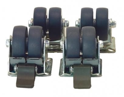 Rollen Doppellenkrollen für Ihre Möbel
