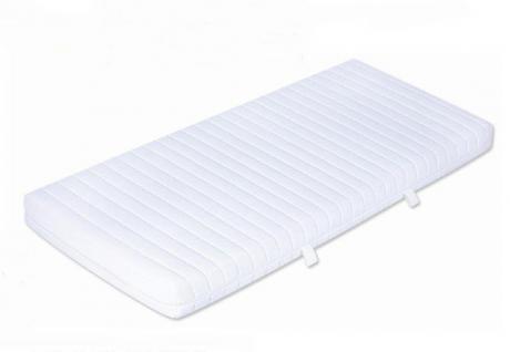 Kaltschaummatratze Matratze 7 Zonen Frotteebezug waschbar Allergiker geeignet