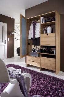 mehrzweckschrank kleiderschrank garderobenschrank garderobe kernbuche massiv kaufen bei saku. Black Bedroom Furniture Sets. Home Design Ideas