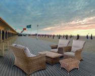 Loungemöbel Lounge-Set Loungegruppe Lounge Garten Terrasse Geflecht natur