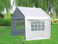 Partyzelt Gartenpavillon Bierzelt Festzelt Garten Überdachung Sonnenschutz 3x3m